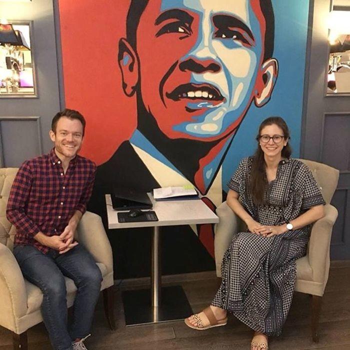 2 Фото интерьера Obama Bar & Grill