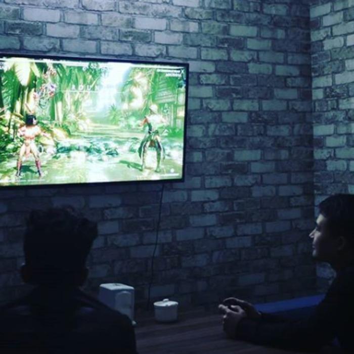 1 Фото интерьера PodWall Game bar
