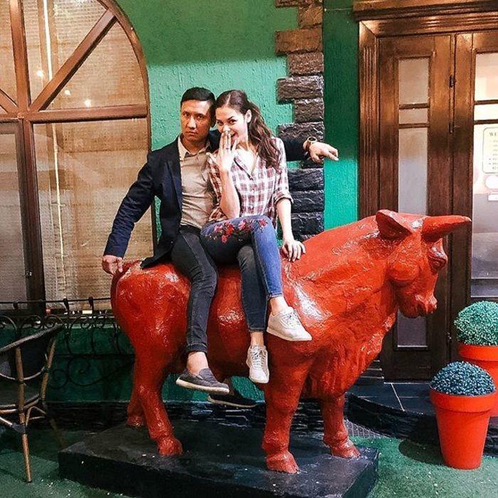 5 Фото интерьера Red Cow