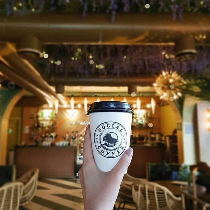 1 Фото интерьера Social Coffee Cosmo