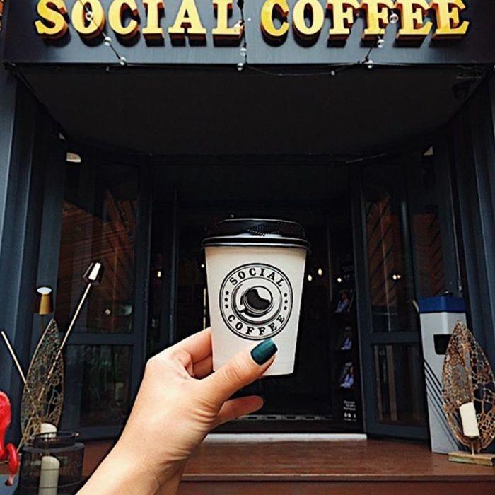 7 Фото интерьера Social Coffee