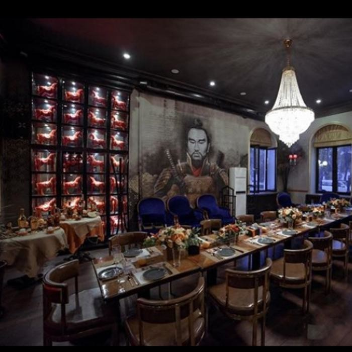 5 Фото интерьера Sushi Room