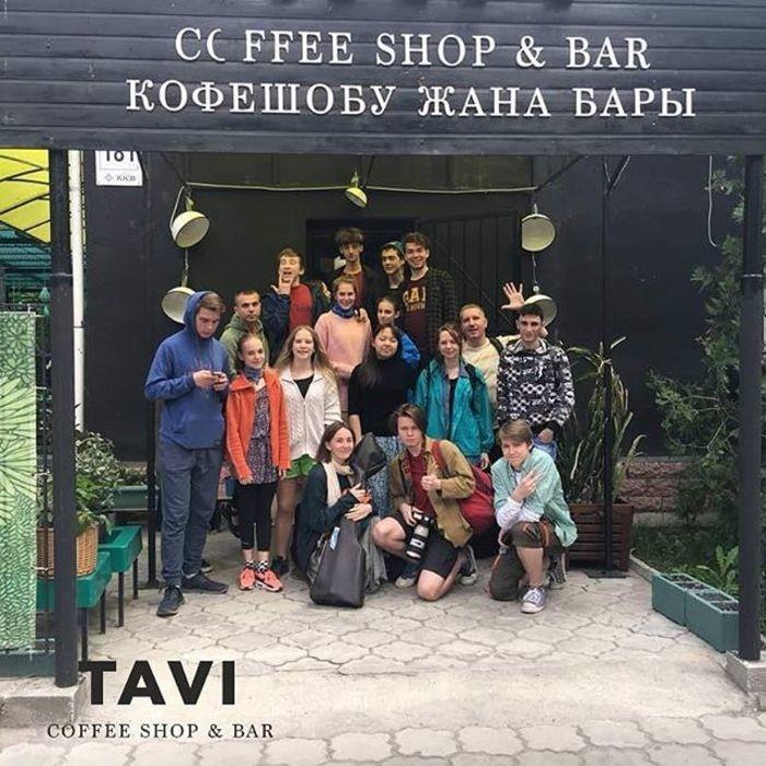 1 Фото интерьера Tavi bar