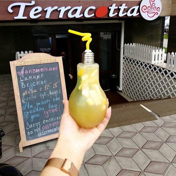 6 Фото интерьера Terracotta coffee
