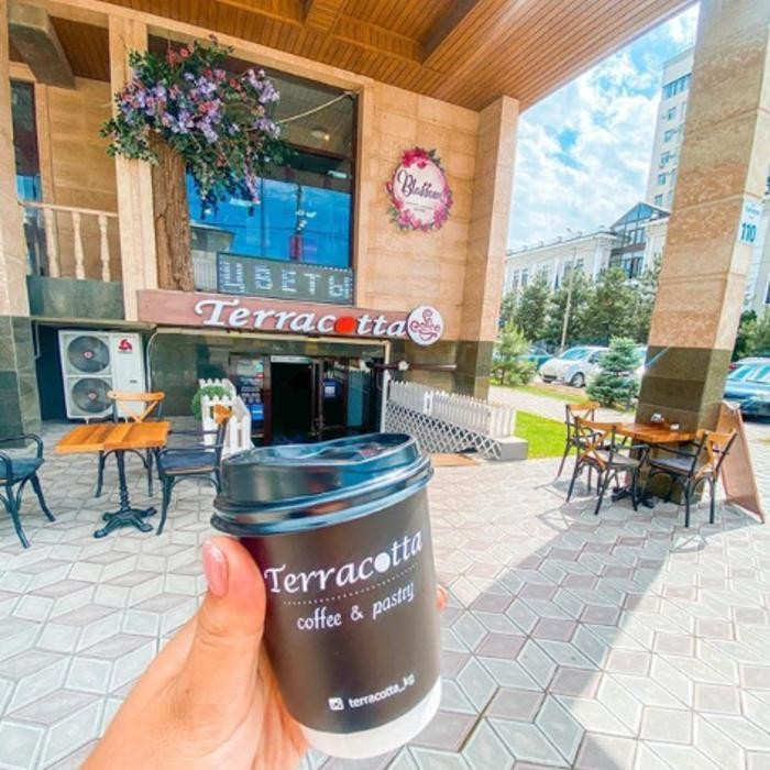 4 Фото интерьера Terracotta coffee