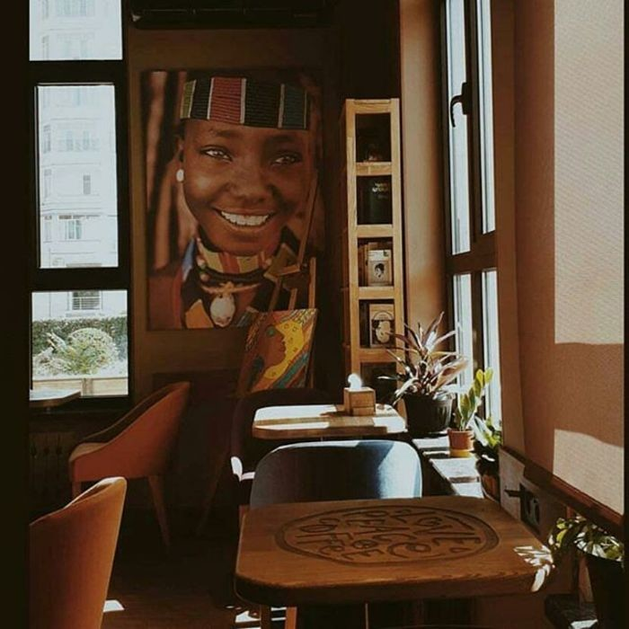 0 Фото интерьера Tucano Coffee