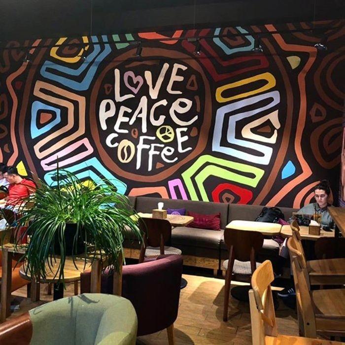 1 Фото интерьера Tucano Coffee