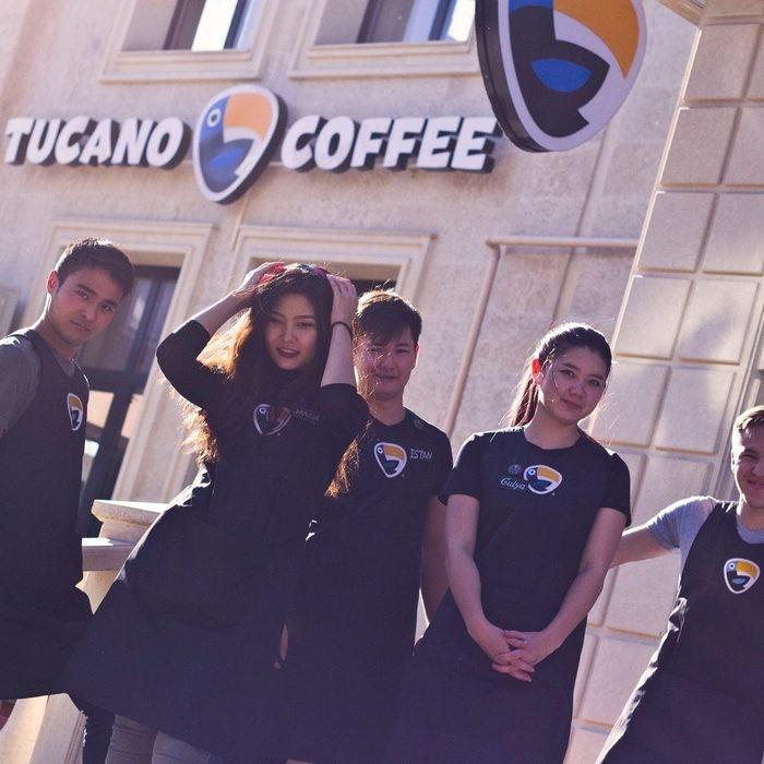 3 Фото интерьера Tucano Coffee