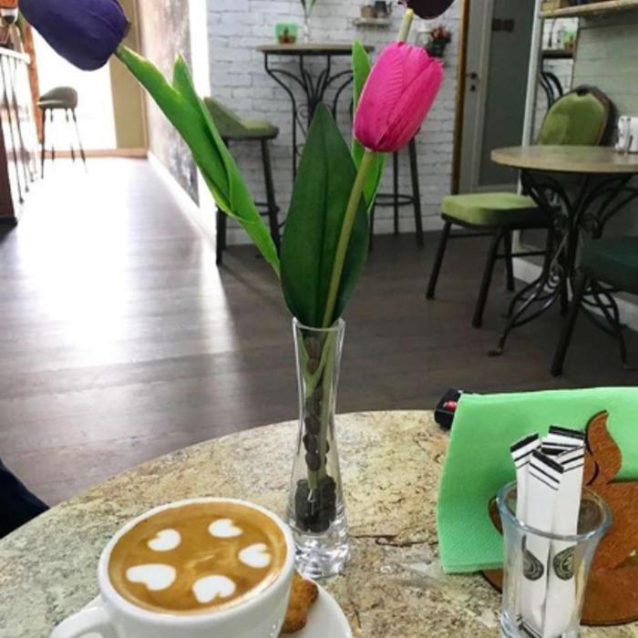 1 Фото интерьера Vista coffee