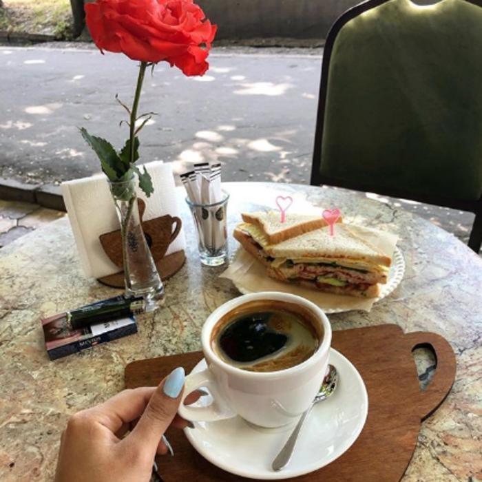 3 Фото интерьера Vista coffee