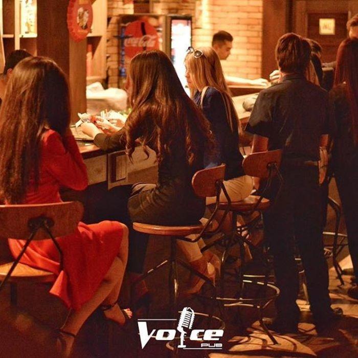 5 Фото интерьера Voice pub