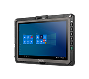 UX10: Fully rugged 10' tablet – the power at your fingertips