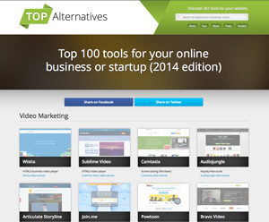 Top 100 Tools For Your Online Business
