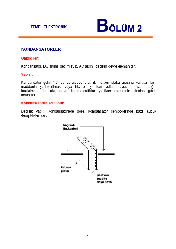 Temel Elektronik - 2 Mersin Üniversitesi 9 Sayfa