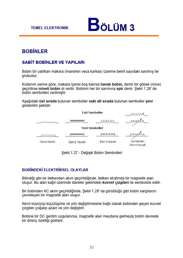 Temel Elektronik - 3 Mersin Üniversitesi 20 Sayfa