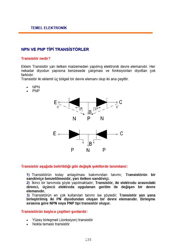 Temel Elektronik - 9 Mersin Üniversitesi 26 Sayfa