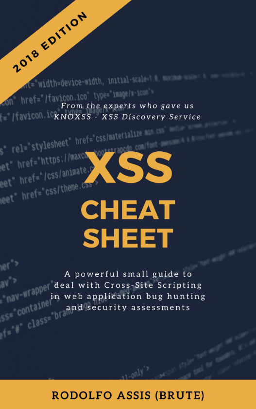 XSS CHEAT SHEAT DÖKÜMANI