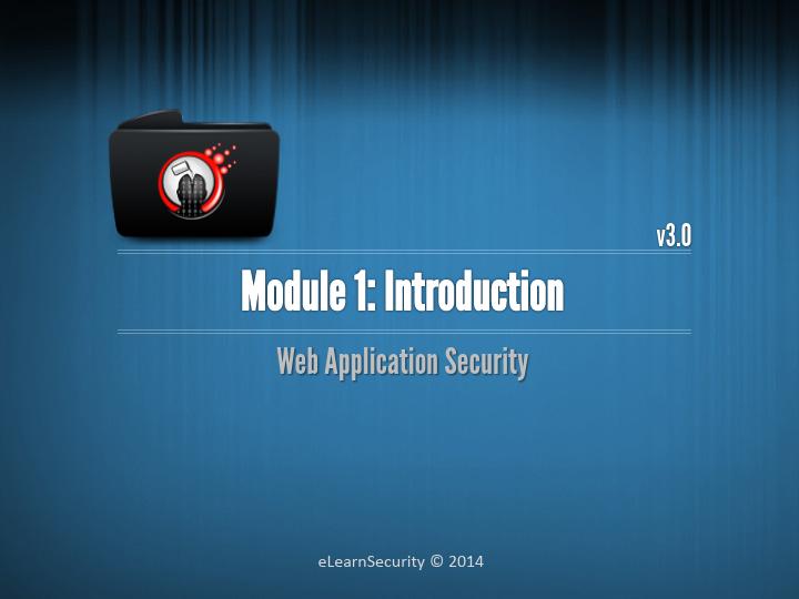 Web Uygulama Güvenliği Eğitim Notları - Giriş Dökümanı