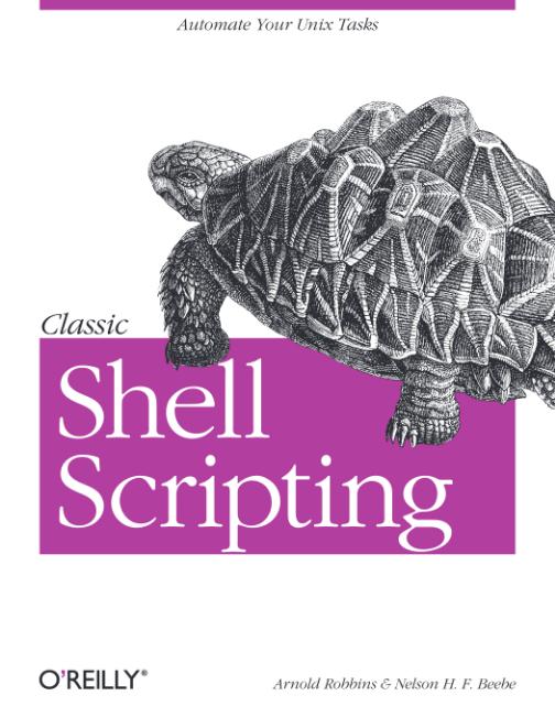 Klasik Shell Script Dili