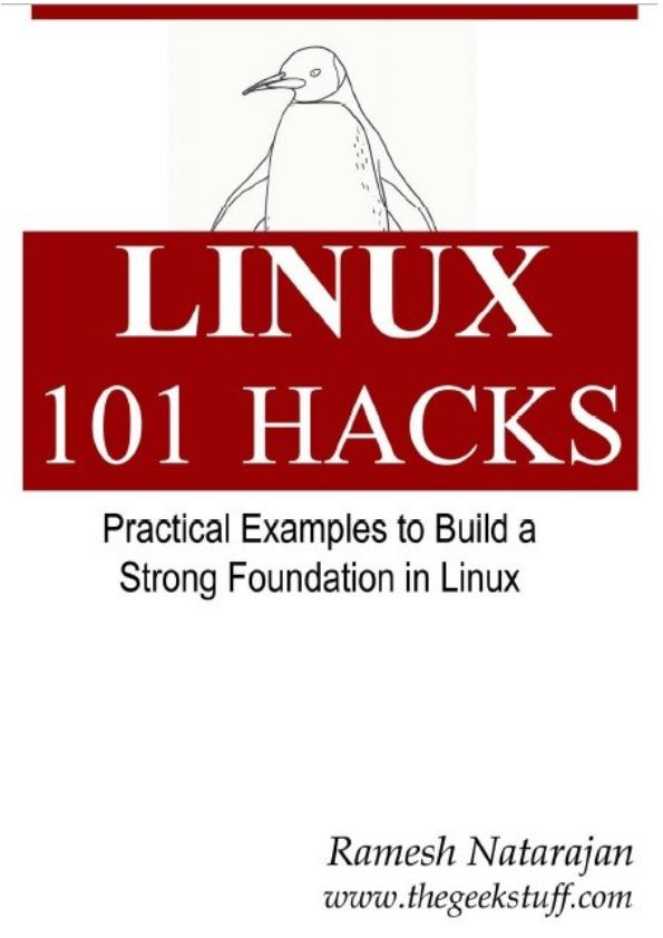 Linux 101 Hack e-kitabının türkçe çevirisidir.