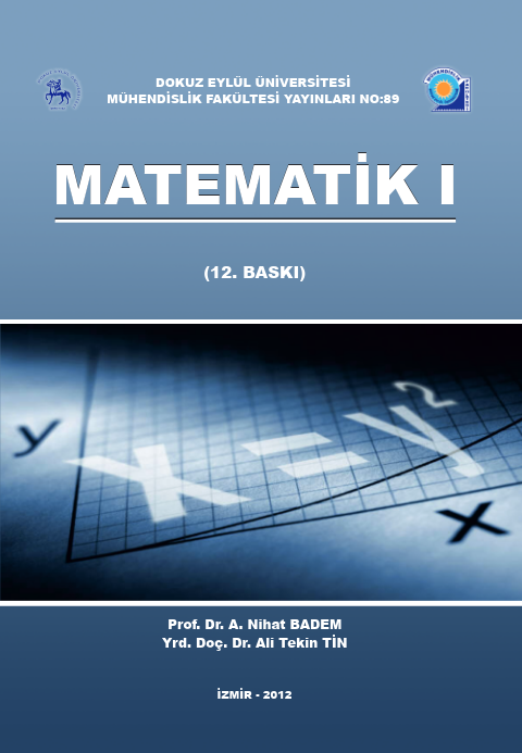 Matematik 1 Ders Kitabı