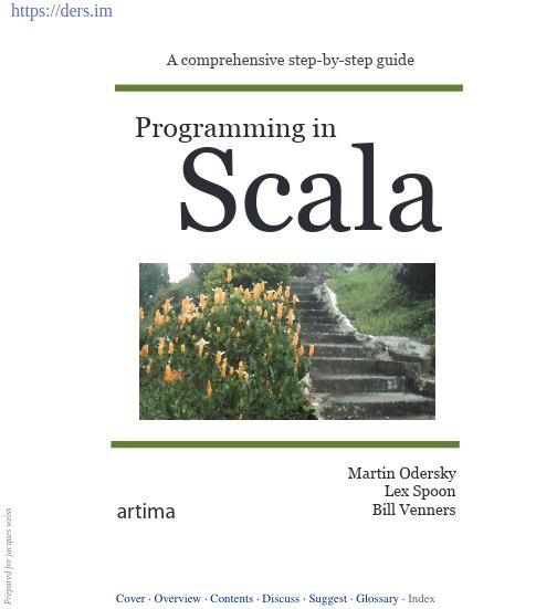 Scala İle Programlama
