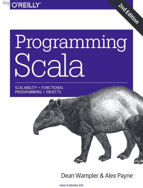 SCALA Programlama Çalışma Notu