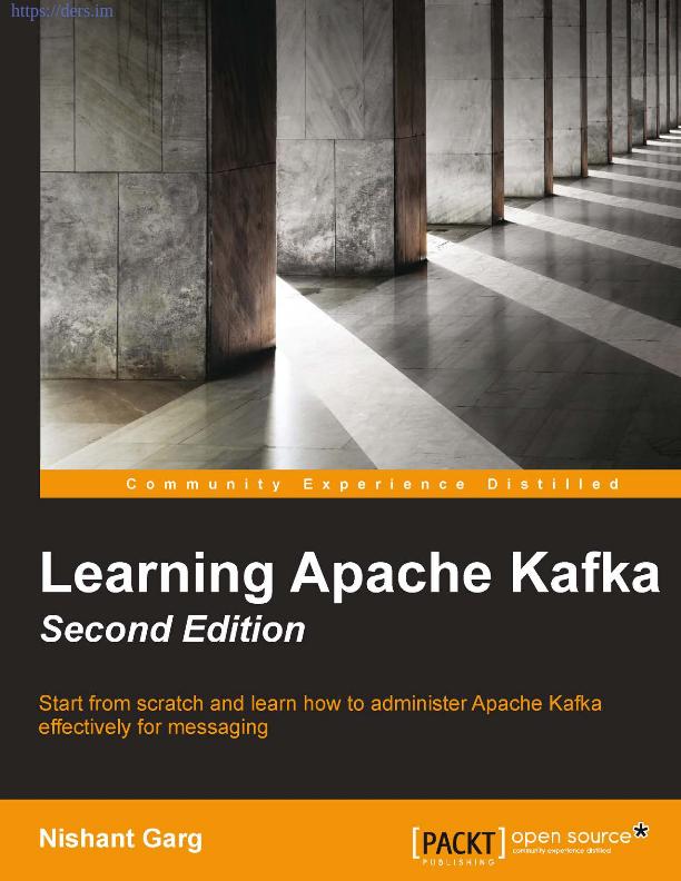 Apache Kafka Çalışma Notu
