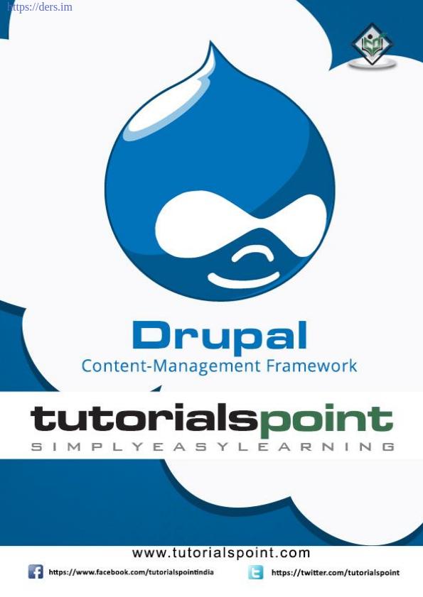 Drupal Adım Adım Öğrenme