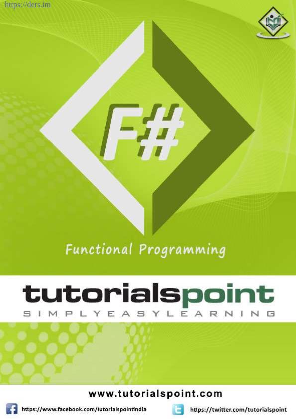 F# İle Programlamaya Giriş - Adım Adım Öğrenme