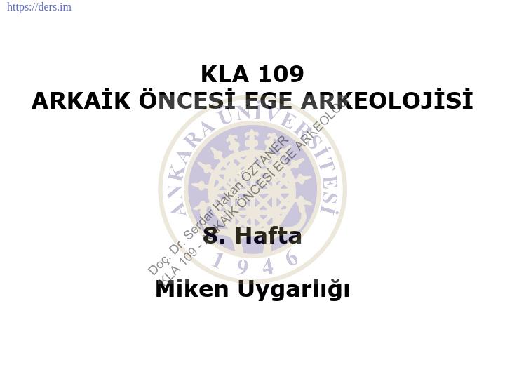 Mykenae dışında önemli Akha merkezleri; 1- Tiryns 2- Pylos 3- Argos 4- Orchomenos 5- Atina 6- Gla