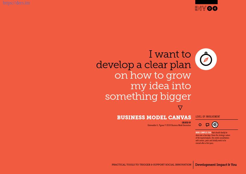 Business Canvas Nedir Nasıl Oluşturulur