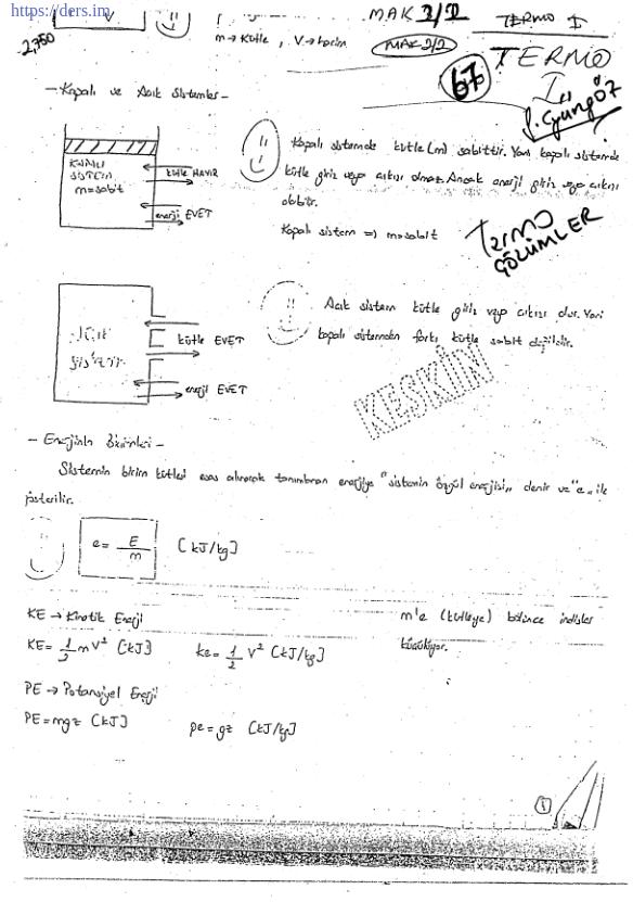 Mühendislik Yaklaşımıyla Termodinamik Türkçe Çözümler PDF