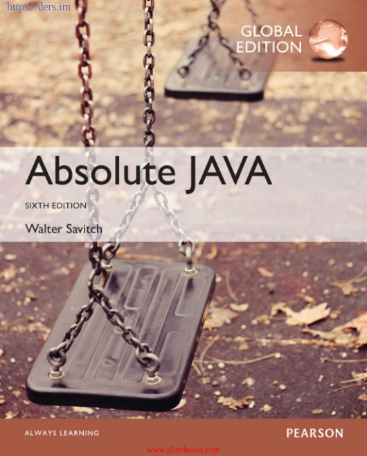 Absolute Java, 6th Edition