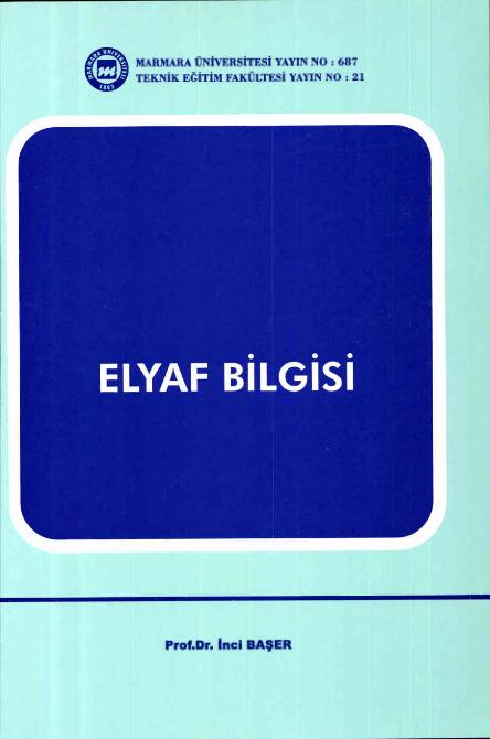 ELYAF BILGISI - MARMARA ÜNIVERSITESI