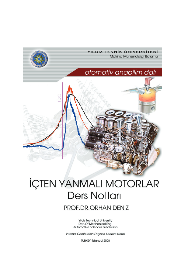 Günümüzde pistonlu içten yanmalı motorlar yaygın bir şekilde kullanılmaktadır. Bu motorlarda yanma sonucu elde edilmiş yüksek basınç ve sıcaklıktaki gazlar piston yüzeyine etki eder ve onun harekete geçirir. Bu gruba dahil olan Otto ve Diesel motorlarında piston hareketi doğrusaldır ve krank-biyel mekanizması yardımı