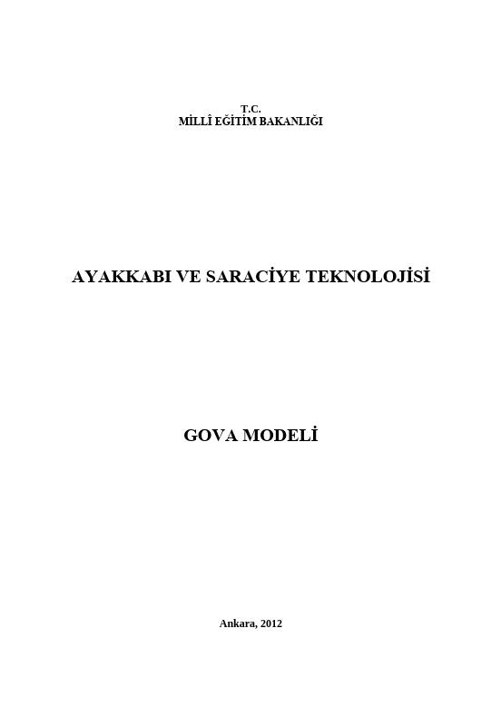 Gova Modeli