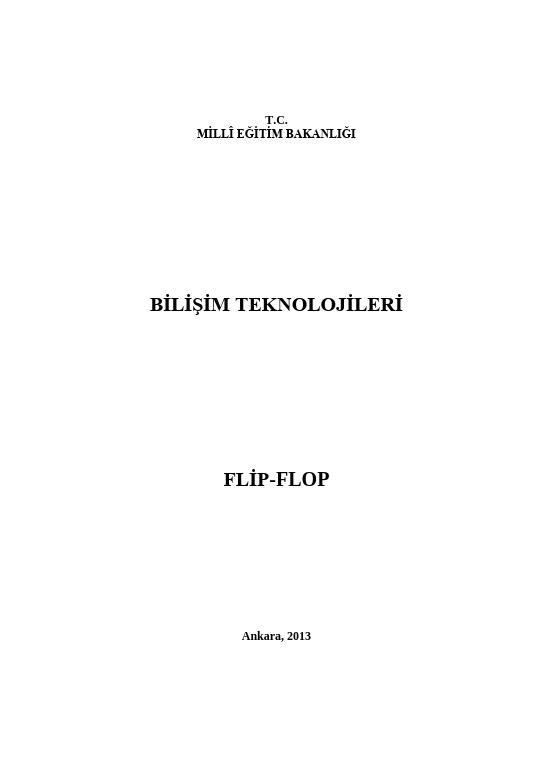 Flip - Flop