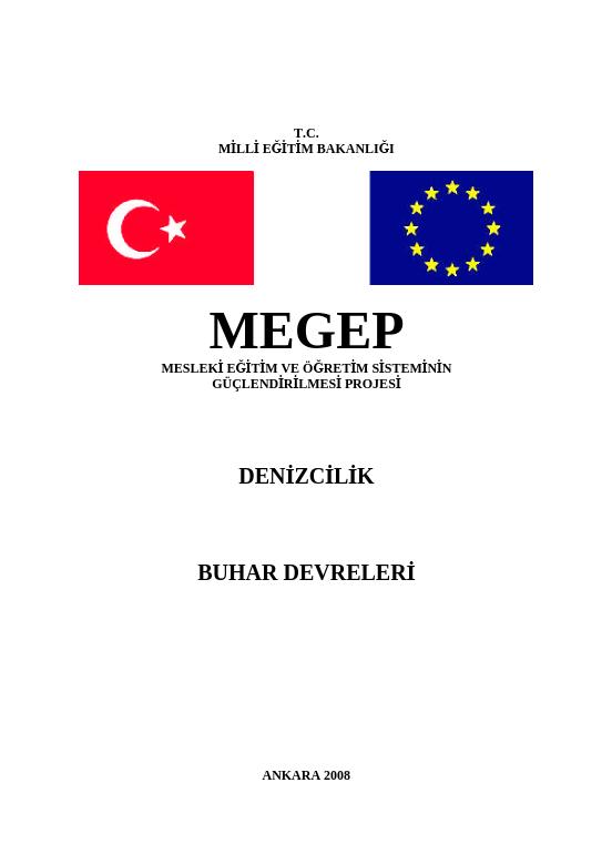 Buhar Devreleri ders notu pdf