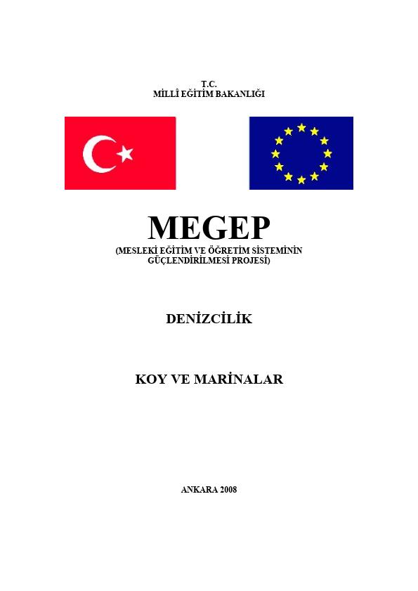 Koy Ve Marinalar ders notu pdf