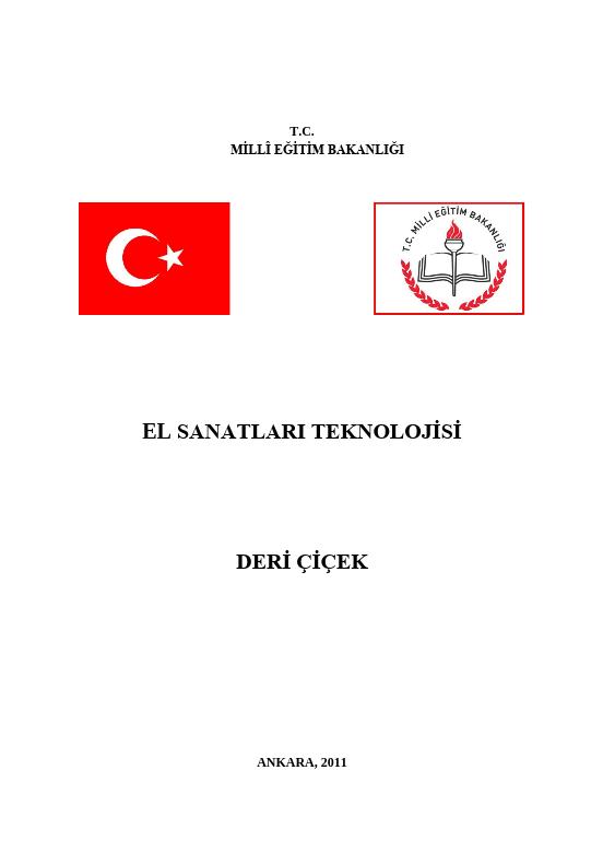 Deri Çiçek ders notu pdf