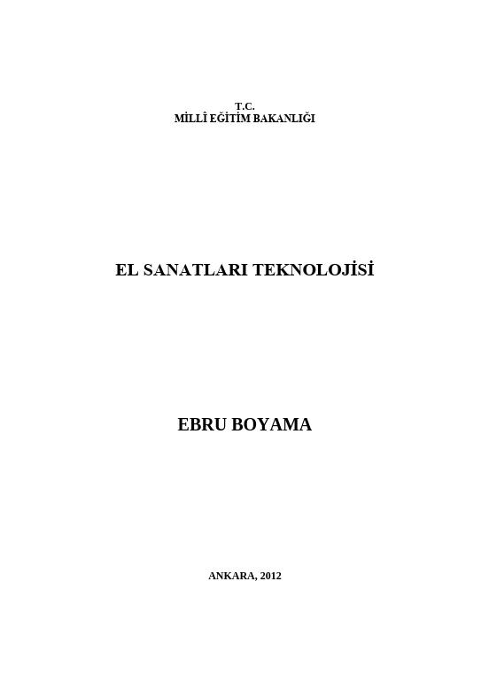 Ebru Boyama