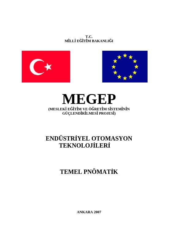 Temel Pnömatik ders notu pdf