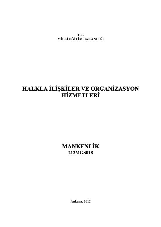 Mankenlik ders notu pdf