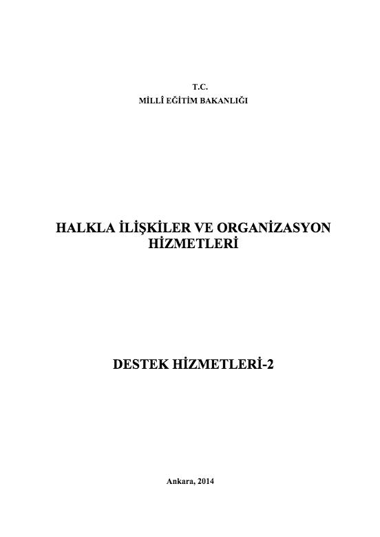 Destek Hizmetler-2