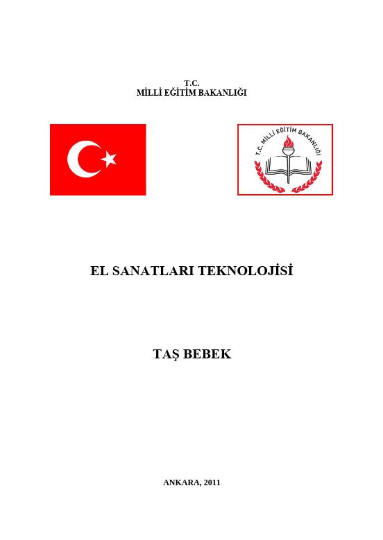 Taş Bebek ders notu pdf