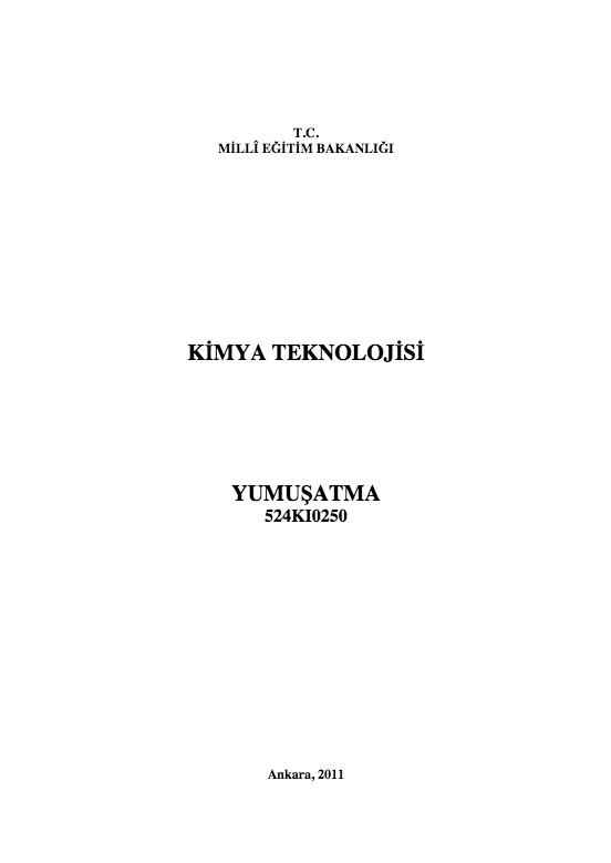 Yumuşatma ders notu pdf