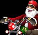 Santa Wild Ride