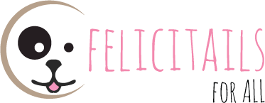 lindsay giguiere, felicitails for all, logo