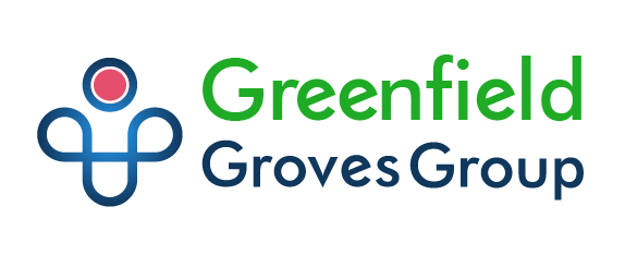 greenfield groves, lindsay giguiere, logo